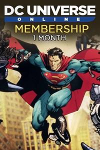 DC Universe Online - 1 Mês de Adesão