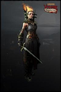 Carátula del juego Warhammer Vermintide - Sienna 'Wyrmscales' Skin