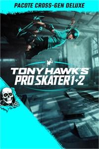 Tony Hawk's Pro Skater 1 + 2 - Pacote Cross-Gen Deluxe