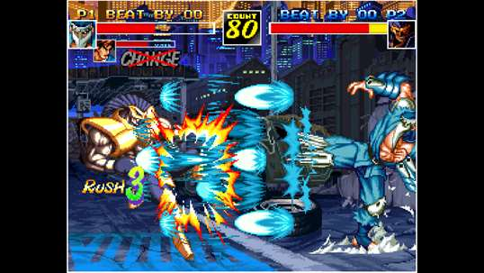 ACA NEOGEO KIZUNA ENCOUNTER screenshot 4