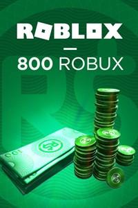 800 Robux для Xbox