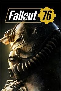 Carátula del juego Fallout 76 Standard Edition