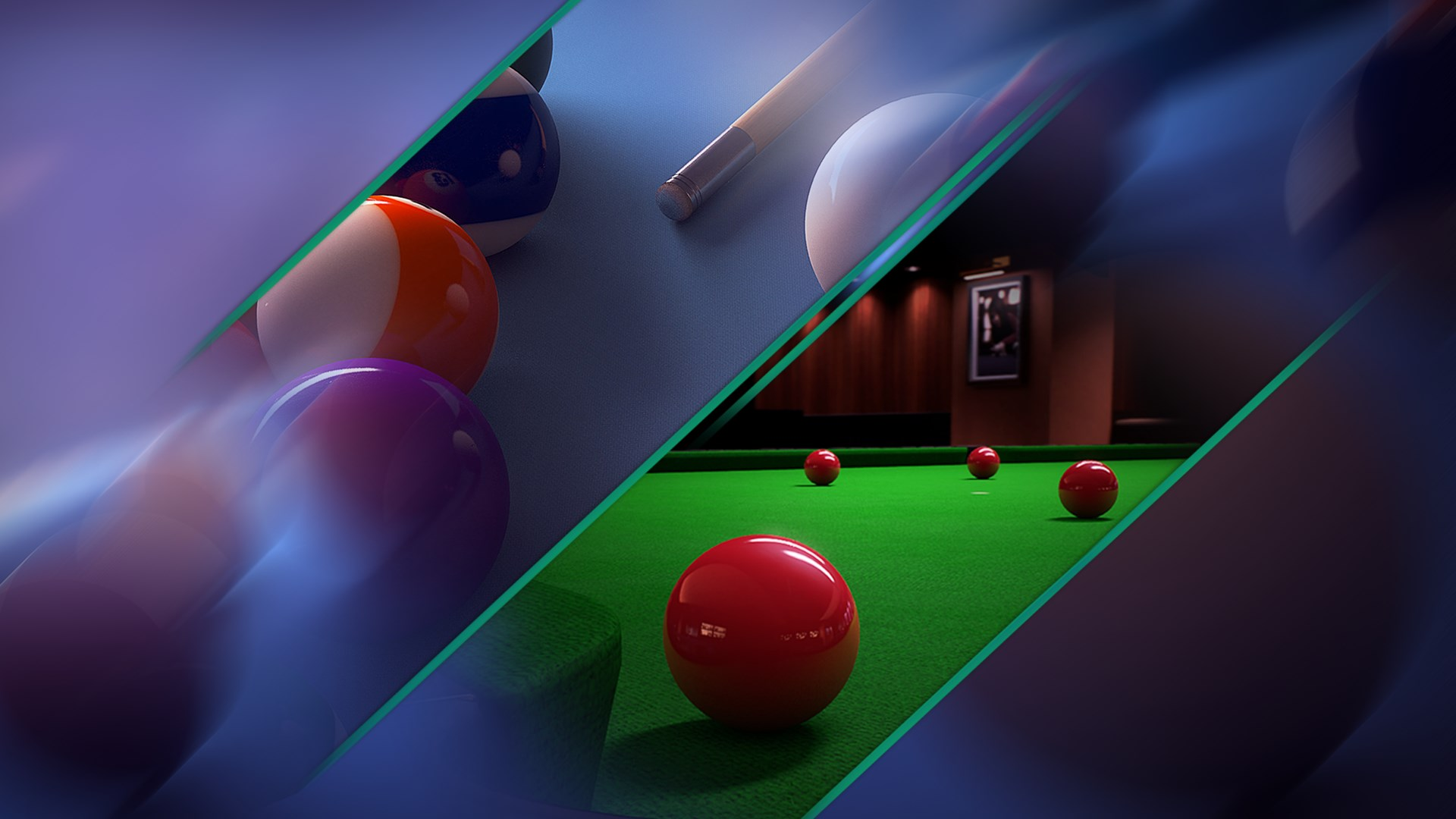 Pure Pool: Pacote Snooker