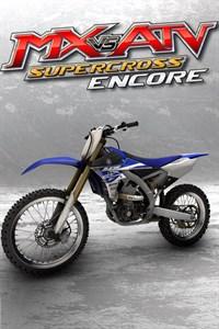 Carátula del juego 2015 Yamaha YZ450F MX