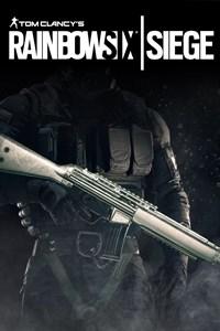 Tom Clancy's Rainbow Six Siege: Platinum Weapon Skin