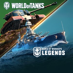 Wargaming – Mercenaries und Legends Xbox One