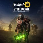 Fallout 76: Steel Dawn Deluxe Edition Logo