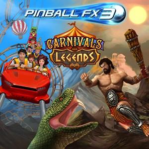 Pinball FX3 - Carnivals & Legends Xbox One