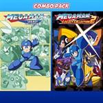Mega Man Legacy Collection 1 & 2 Combo Pack Logo