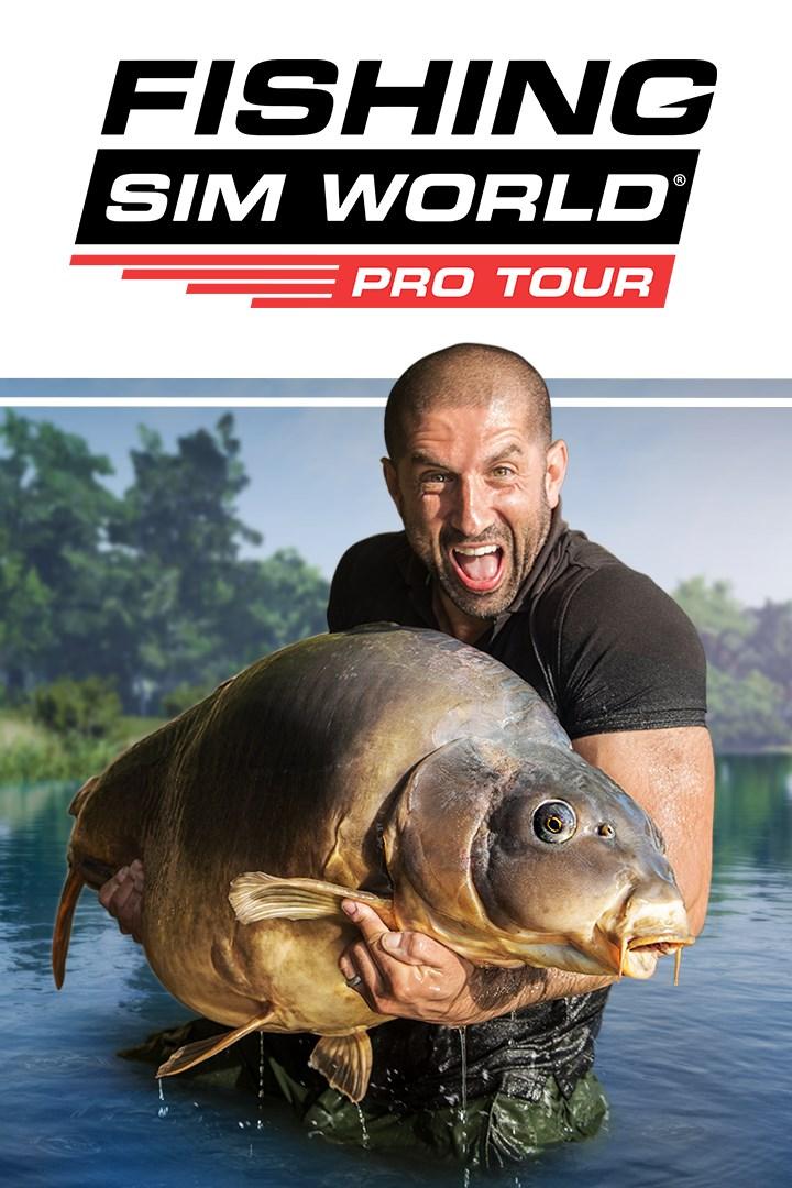 Buy Fishing Sim World Pro Tour Microsoft Store En Gb