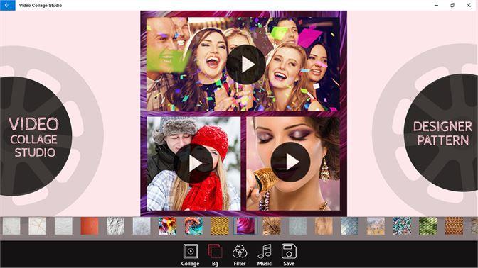 Get Video Collage Maker Studio Microsoft Store