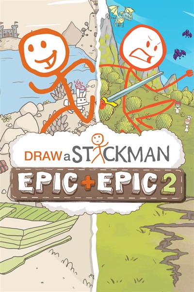 Draw a Stickman: EPIC 1 & 2 Collector's Pack