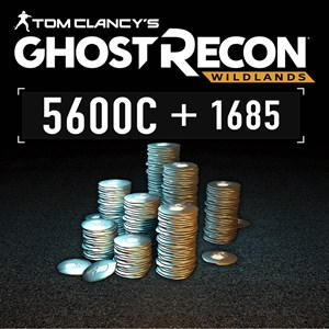 Tom Clancy's Ghost Recon® Wildlands - Large Pack 7285 GR Credits Xbox One