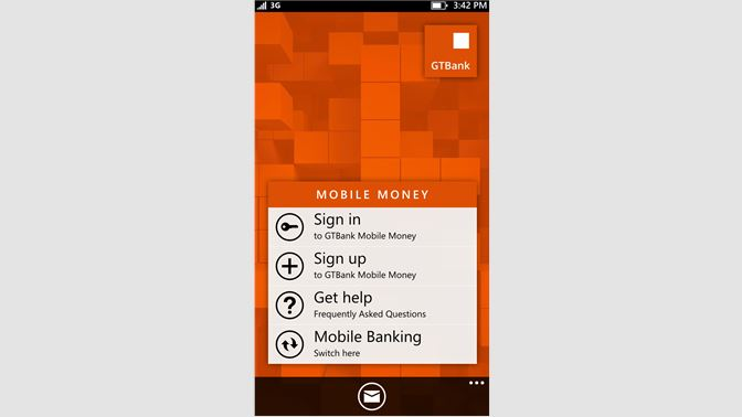 Get GTBank Mobile - Microsoft Store