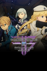 Carátula del juego SWORD ART ONLINE: FATAL BULLET - Collapse of Balance