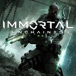 Immortal: Unchained Logo