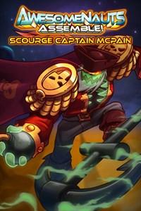 Carátula del juego Scourge Captain McPain - Awesomenauts Assemble! Skin