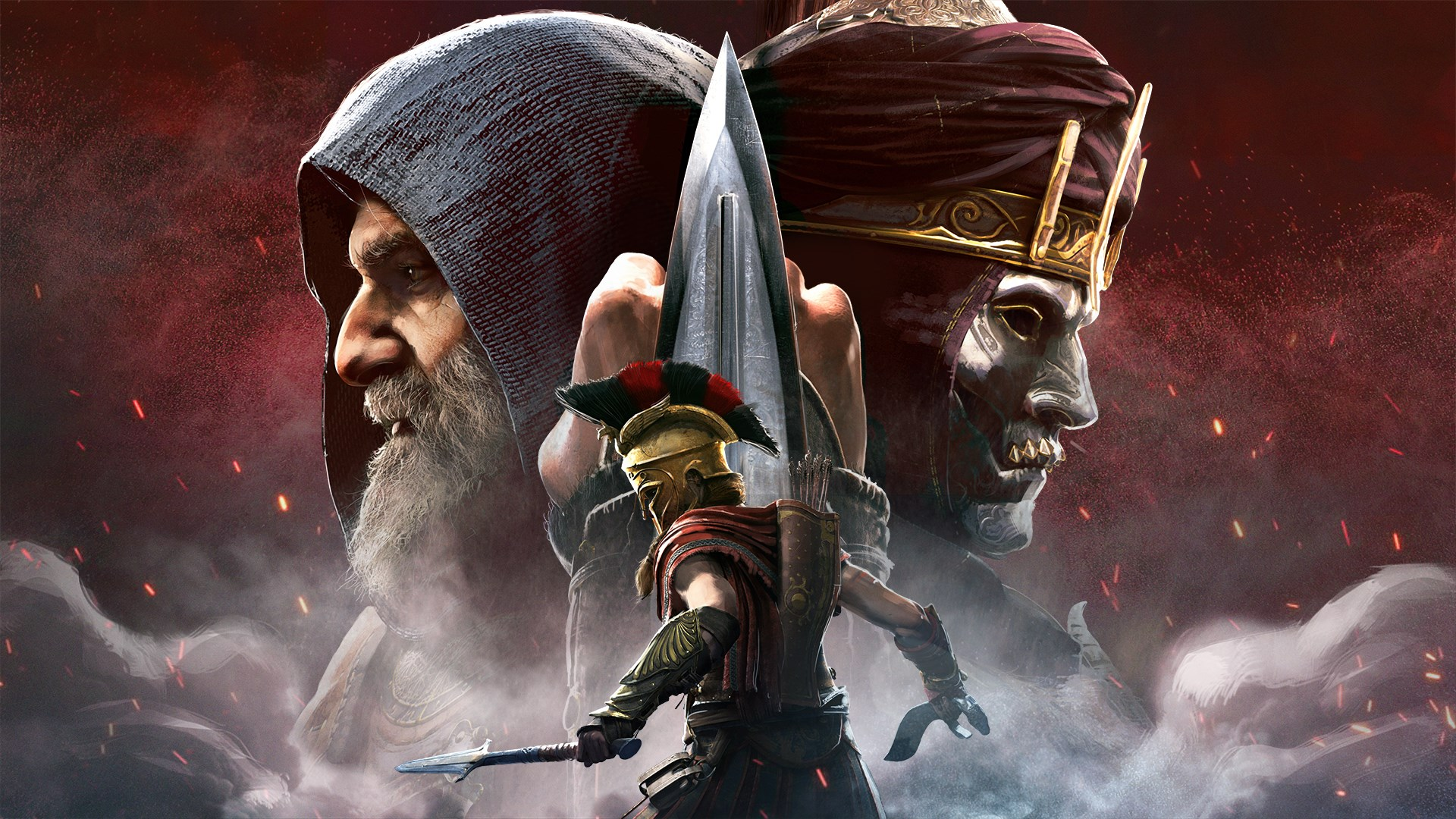 Assassin's Creed© Odyssey: El legado de la primera hoja. Capítulo 1: A la caza