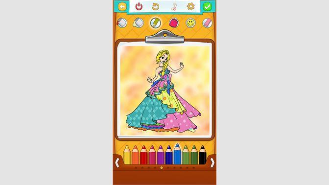 Prenses Boyama Al Microsoft Store Tr Tr