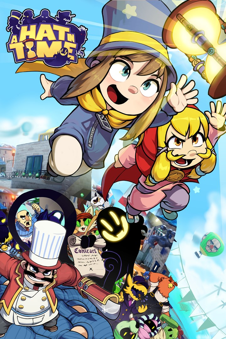 a hat in time steam code