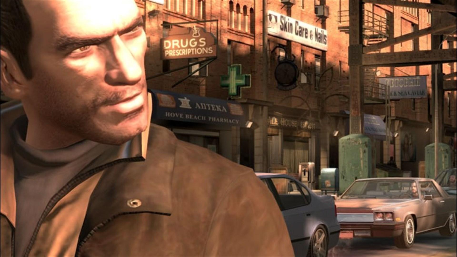 Скриншот №21 к Grand Theft Auto IV