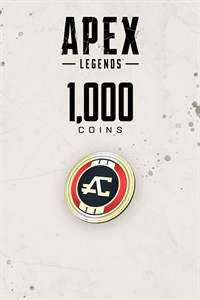 Apex Legends™ – 1,000 Apex Coins