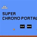 Super Chrono Portal Maker Logo
