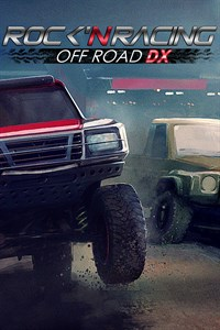 Carátula del juego Rock 'N Racing Off Road DX