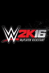 WWE 2K16 MyPlayer Kick Start