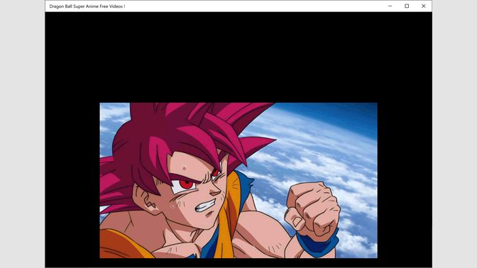 Get Dragon Ball Super Anime Free Videos ! - Microsoft Store
