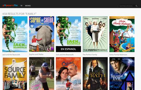 Popcornflix screenshot 3