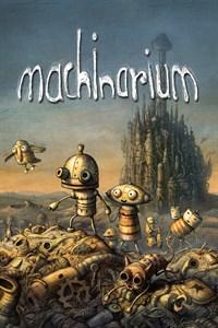 Carátula para el juego Machinarium de Xbox 360