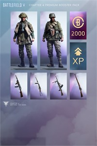 Battlefield V – Chapter 4 Premium Booster Pack