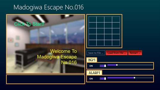 Madogiwa Escape No.016 screenshot 1
