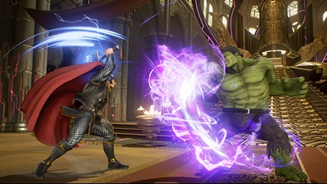 Marvel vs. Capcom: Infinite - Standard Edition Screenshot