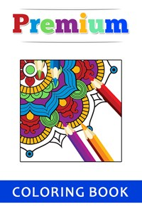 Get Adult Kids Coloring Book For Stress Relieving Mandalas