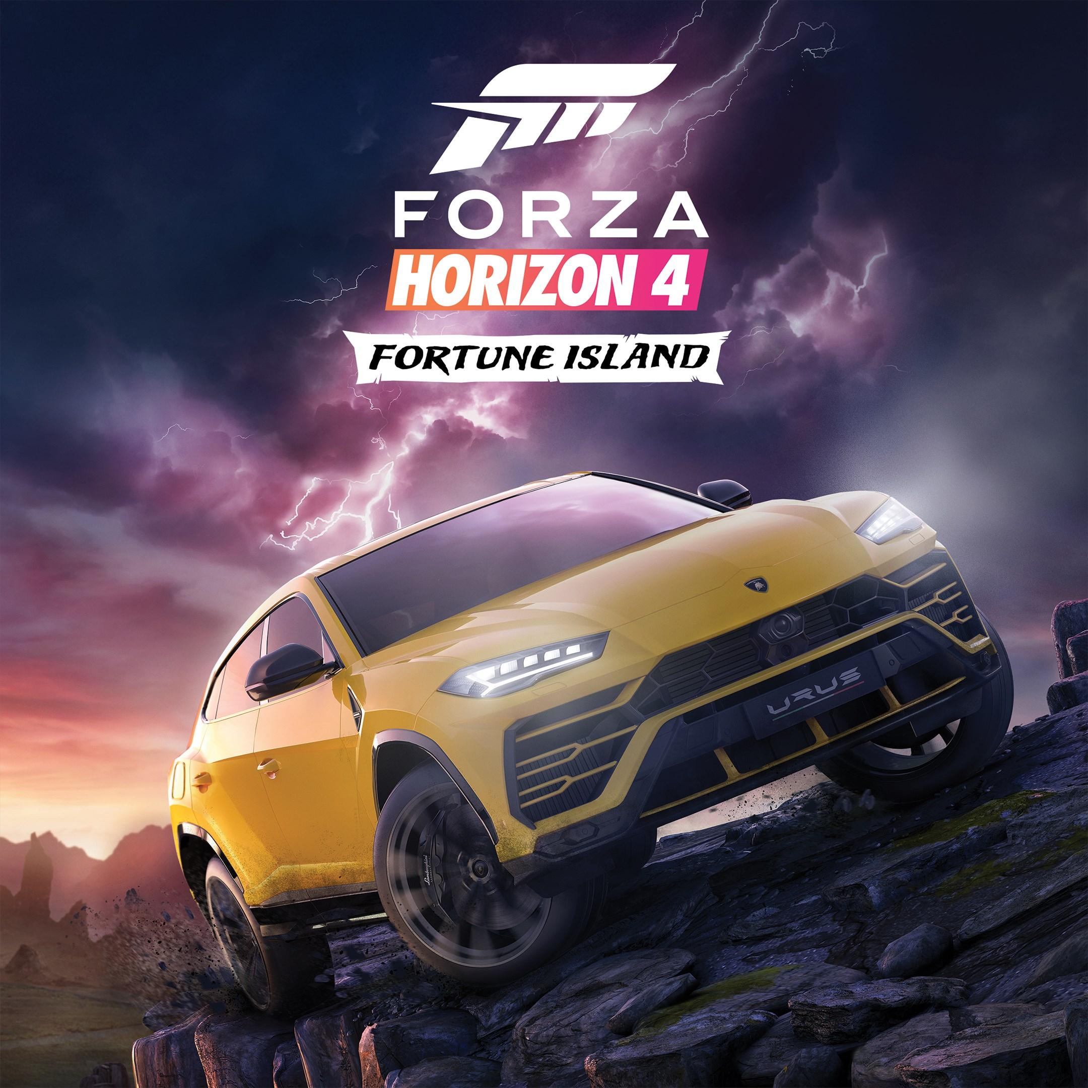 Forza horizon 4 treasure 4