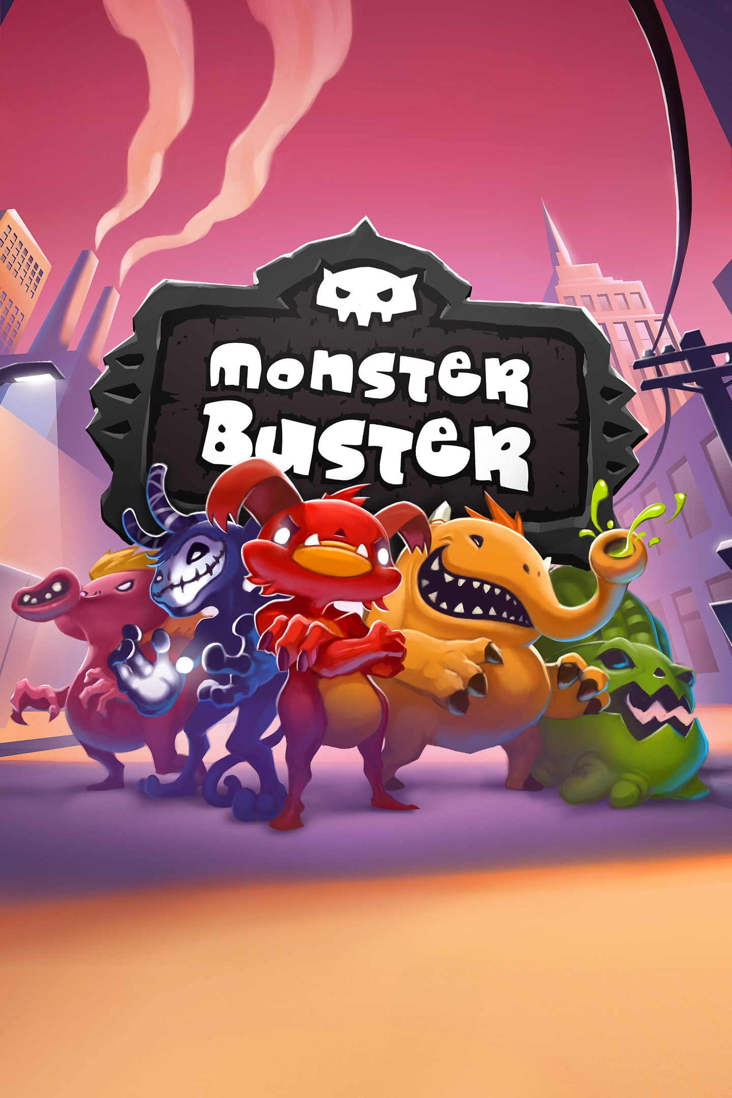 Get Monster Buster: World Invasion - Microsoft Store