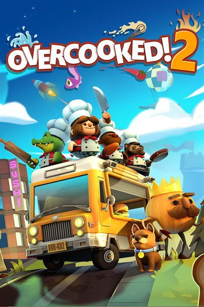Overcooked! 2 Pre-Order