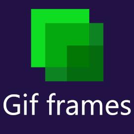 Gif frames