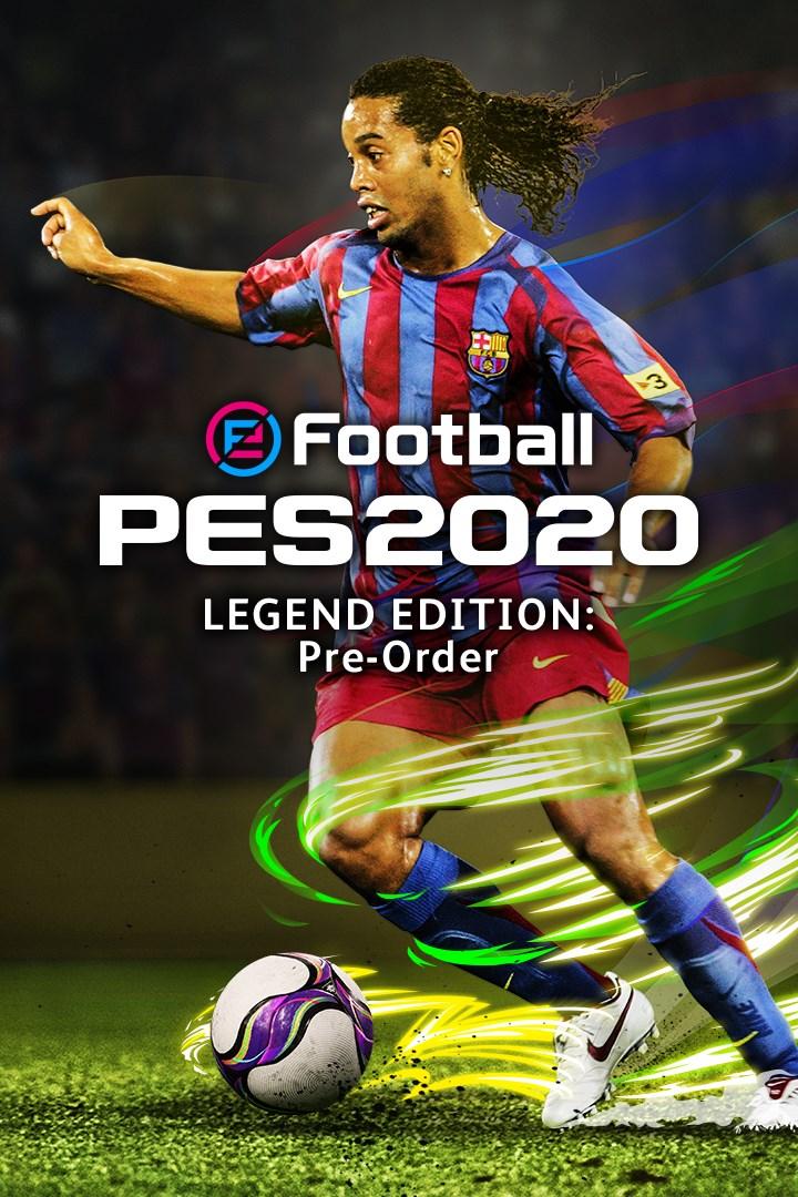 Buy eFootball PES 2020 LEGEND EDITION: Pre-Order - Microsoft