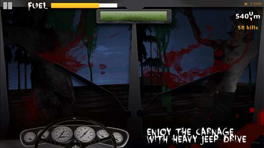 Zombie Zone: Undead Survival screenshot 4