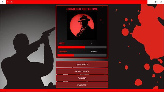 Get Criminal Investigation - Detective Game CrimeBot - Microsoft Store