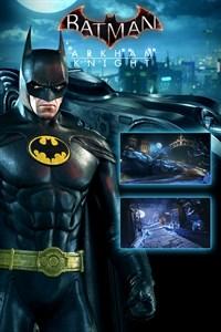 1989 Movie Batmobile Pack
