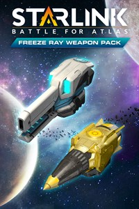 Starlink: Battle for Atlas - Freeze Ray Weapon Pack