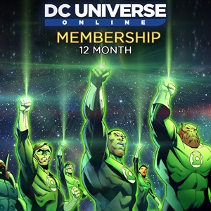 DC Universe™ Online 12-Month Membership Xbox One