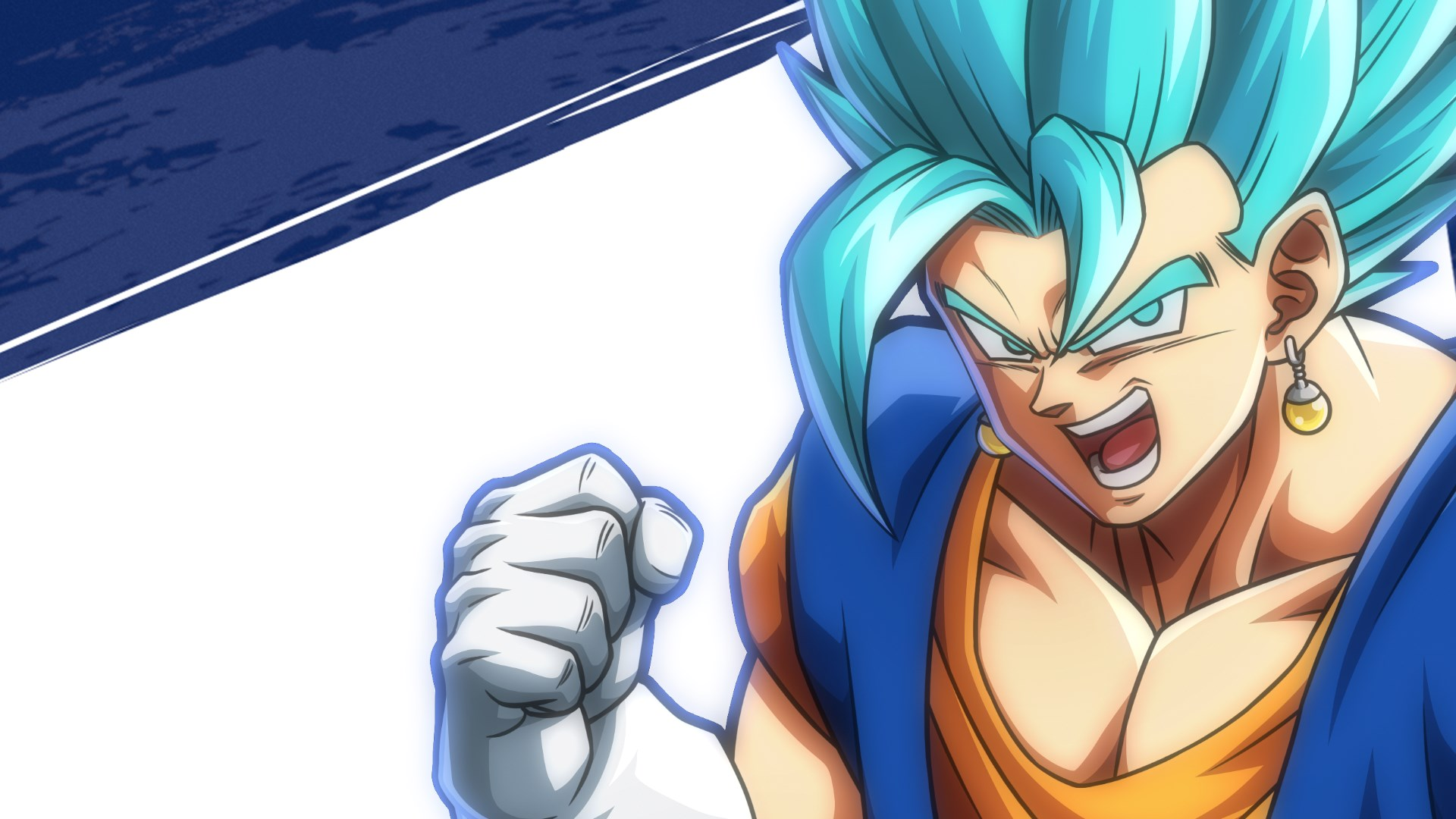 DRAGON BALL FIGHTERZ - Vegito (SSGSS)