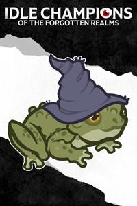 Carátula para el juego Wartsworth the Toad Familiar Pack de Xbox 360