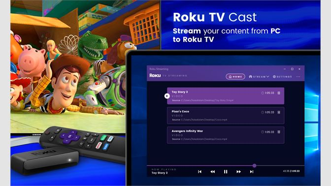 Buy Stream to Roku - Microsoft Store