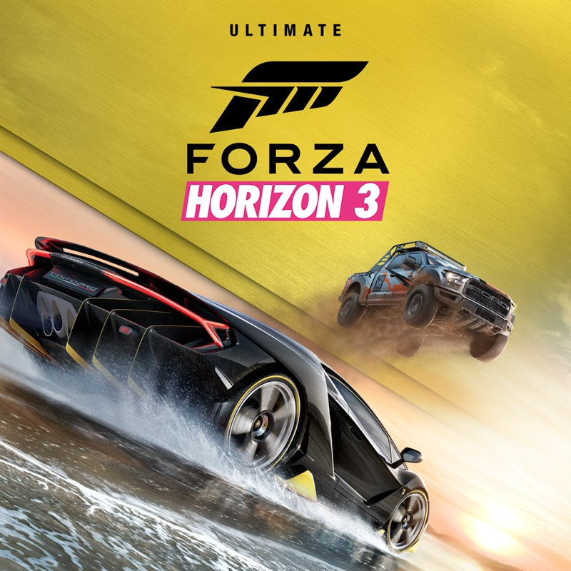 forza horizon 3 edi o ultimate xbox one buy online and. Black Bedroom Furniture Sets. Home Design Ideas